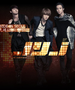DVD JYJ worldwide concert in Seoul