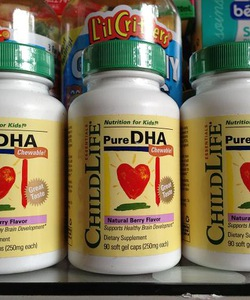 Chuyên Vitamin Childlife cho bé: Multivitamin,First Defense,DHA,Colostrum,Canxi Magie